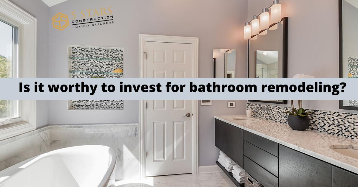 best bathroom remodeling