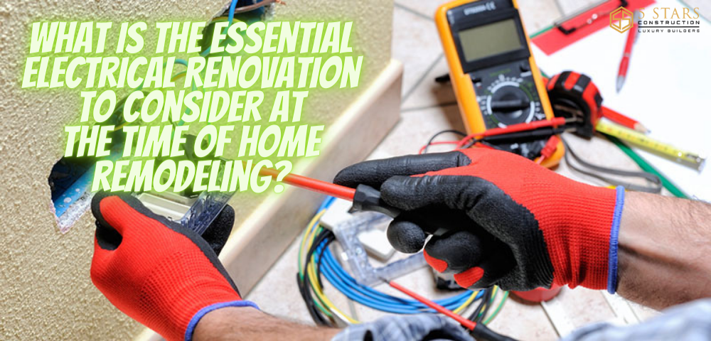 electrical remodeling