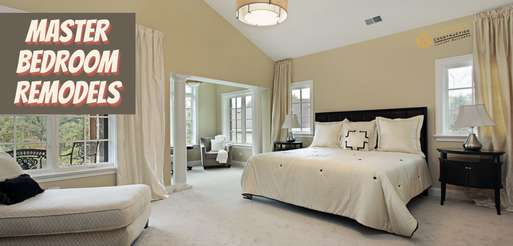 Master bedroom remodeling in Miami-Dade