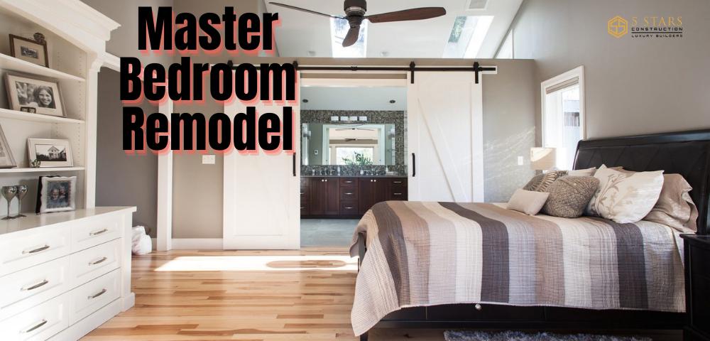 Miami-Dade Master Bedroom Remodel