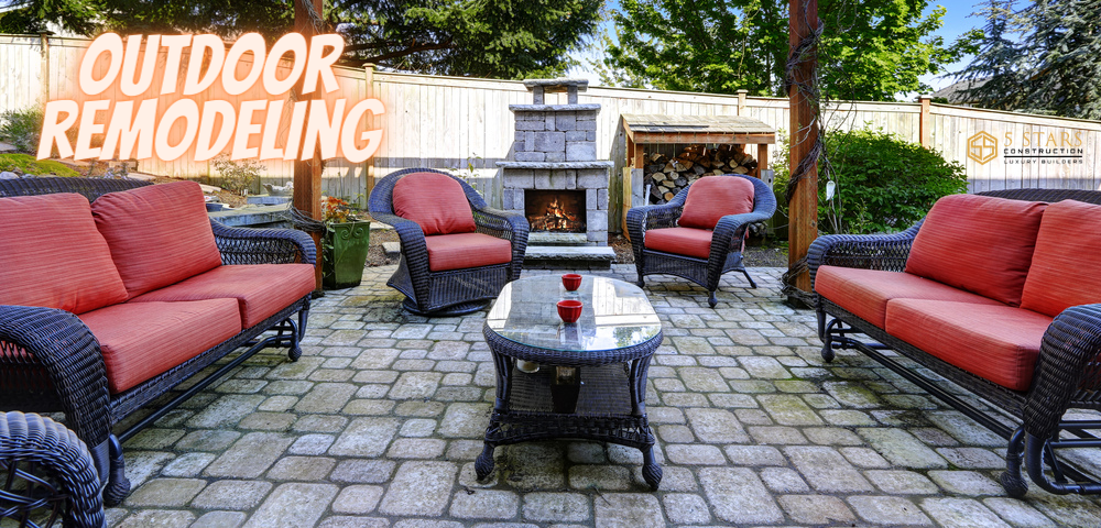 outdoor remodeling contractor in Miami-Dade
