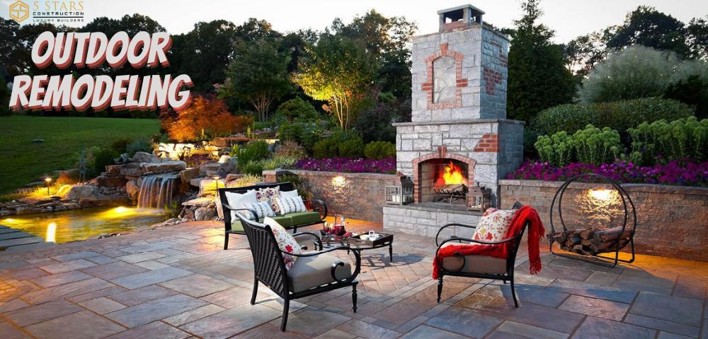 outdoor remodeling in Pinecrest, FL