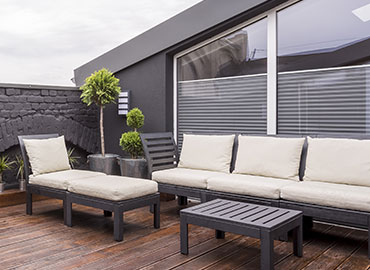 Outdoor Deck in Miami-dade